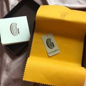 Medium Size Goyard gift box